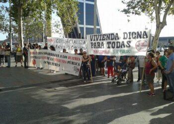 Ahora Madrid exige a Cifuentes que se revierta la venta de vivienda pública en la Comunidad de Madrid a 'fondos buitre'