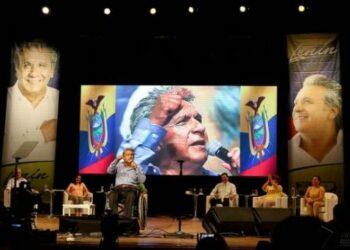 Más de 140 alcaldes ecuatorianos expresan apoyo a Lenín Moreno