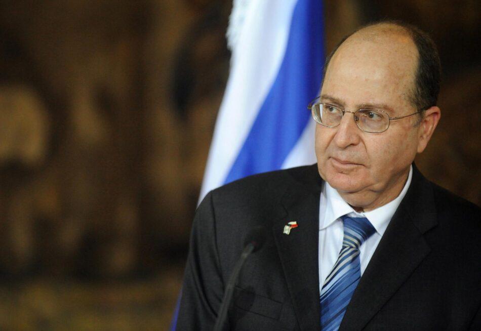 Ex ministro israelí admite coordinación directa con los grupos terroristas en Siria