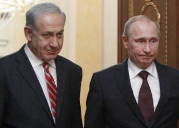 Fracasa la visita de Netanyahu a Moscú