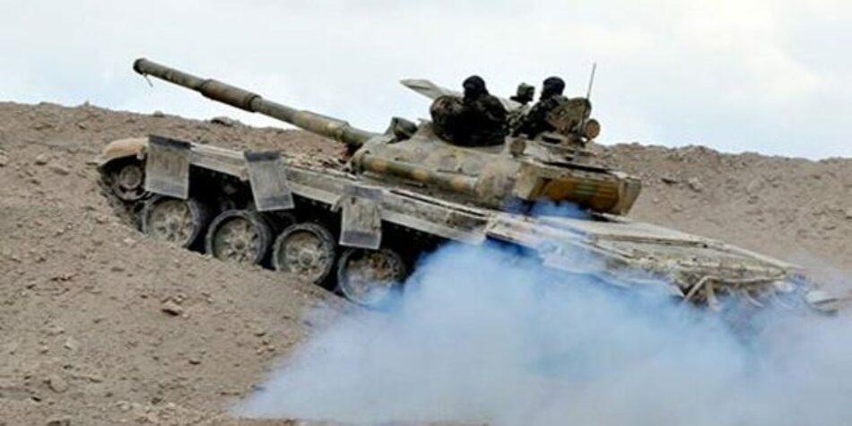 Ejército avanza en el este de Palmira mientras el EI colapsa