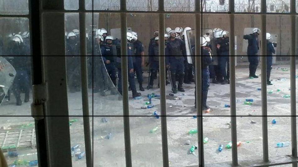 Sigue la escalada represiva del régimen de Bahrein contra la oposición