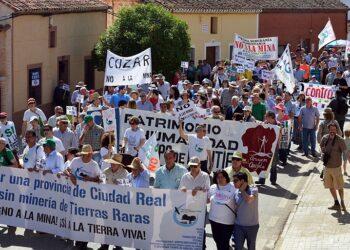 El último informe anual del Defensor del Pueblo saca el martillo de Thor contra la minería de tierras raras en Castilla-La Mancha