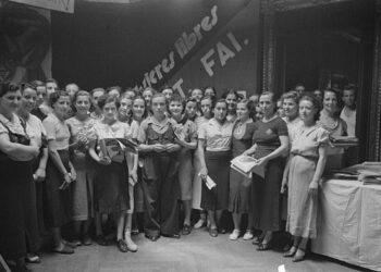 CGT conmemora en septiembre el 80º aniversario  de la constitución de Mujeres Libres