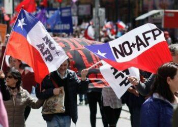 """Chile: No+AFP afirma que marcha del 26M será """"la más grande de la historia"""""""