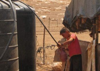 Día Mundial del Agua: El apartheid del agua en Palestina