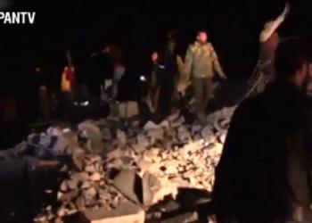 Masacre en Siria: EEUU ataca mezquita en Idlib, mueren 42 civiles
