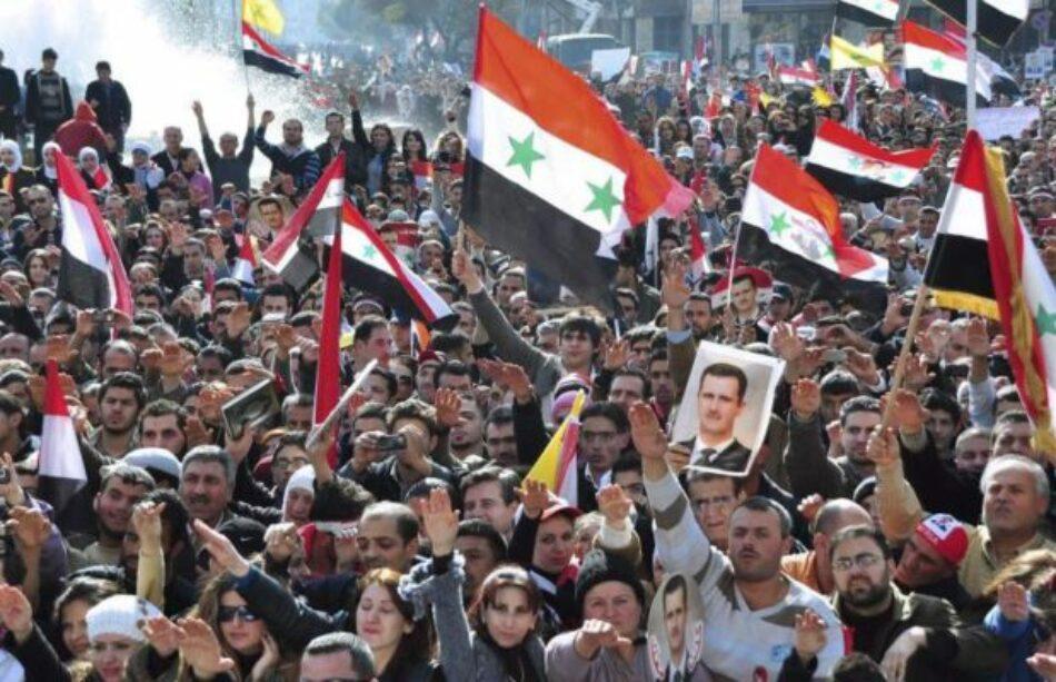 """Siria: Los medios de comunicación como difamadores e inventores de """"realidades"""""""
