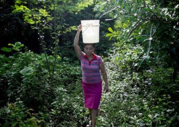 Alianza por la Solidaridad alerta de la crisis humanitaria en Centroamérica por sequía, contaminación y acaparamiento de agua