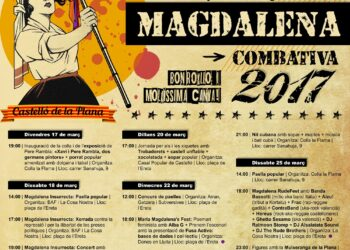 Festes Autogestionades de la Magdalena 2017