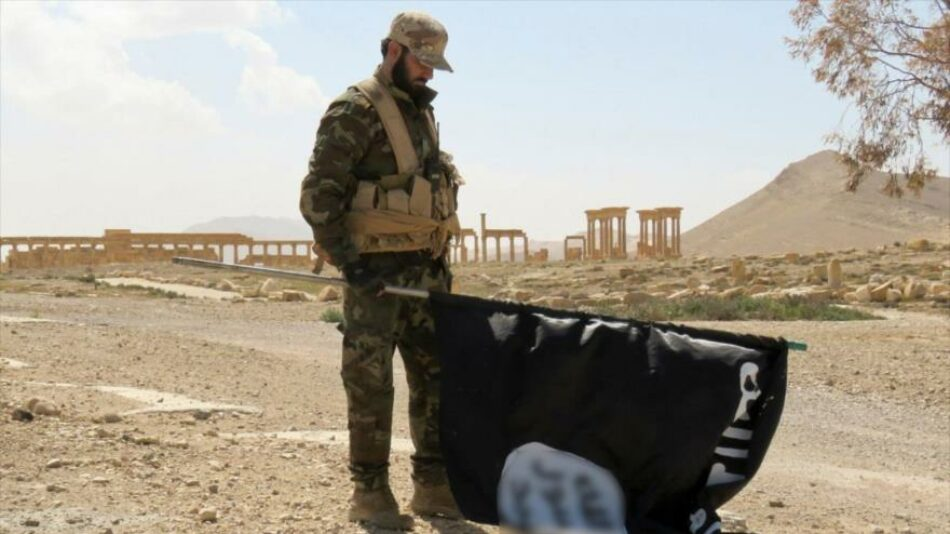 Daesh reanuda sus ataques a Palmira gracias al bombardeo de EEUU