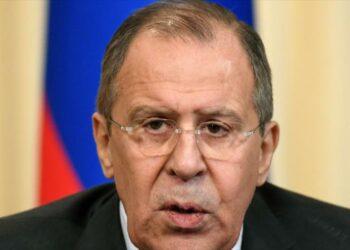 Lavrov: Ataque a Siria, acto de agresión con un pretexto inventado