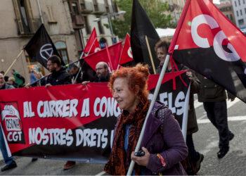 CGT llama a la movilización este 1º de Mayo contra la corrupción política, judicial y empresarial