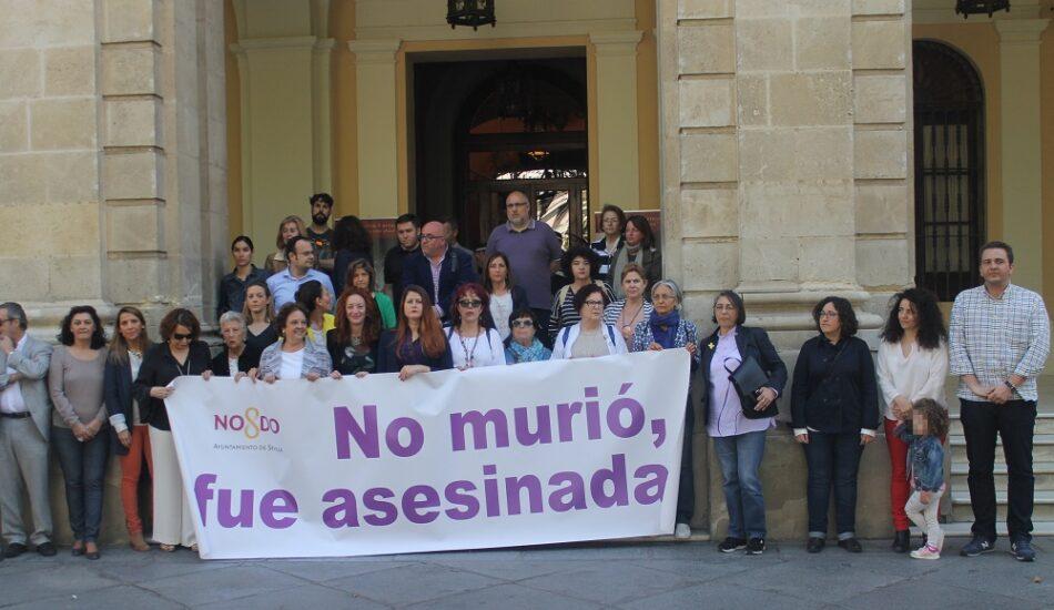 Participa exige a Zoido más recursos para luchar contra la violencia machista en Sevilla