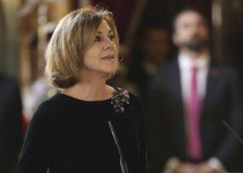 Podemos pide explicaciones a Cospedal por su participación en el homenaje a un militar franquista que bombardeó población civil andaluza