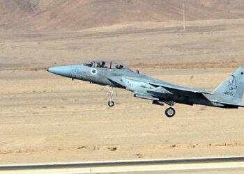 Tres muertos en un ataque israelí contra un campo militar en Siria