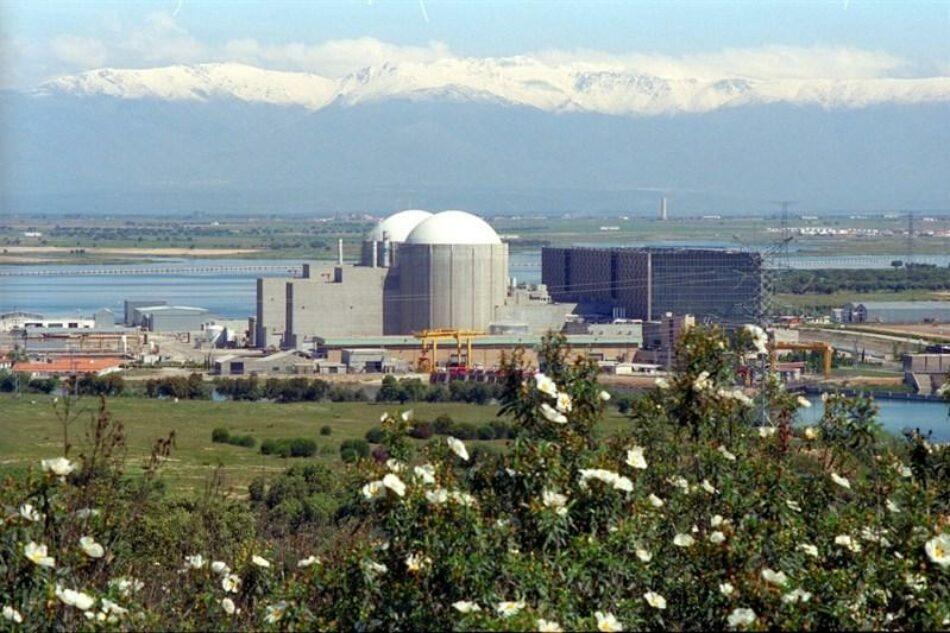 Problemas en la nuclear de Almaraz