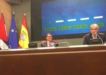 Canciller cubano cumple segunda jornada de visita oficial a España