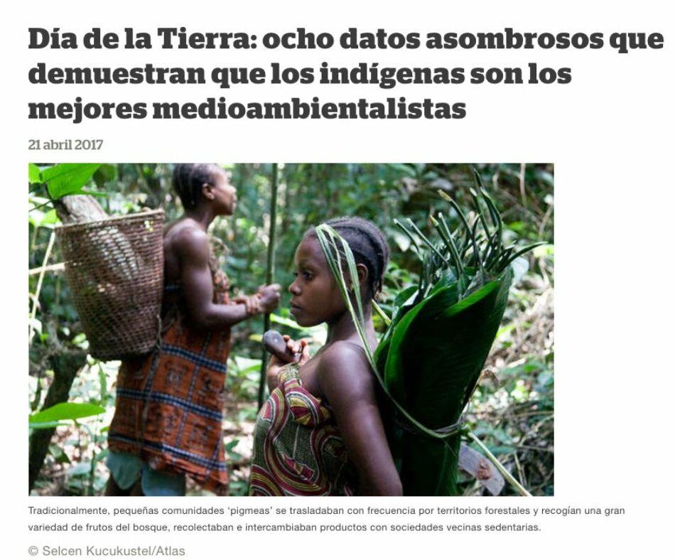 Medidas de Temer pueden extinguir a los pueblos indígenas