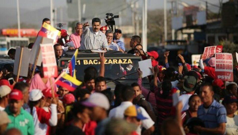 Cuatro años del Gobierno de Nicolás Maduro, cuatro años de resistencia