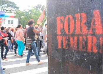 Sindicalistas brasileños rechazan ley de tercerización laboral