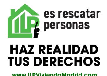 ILP Vivienda Madrid: recogida de firmas. Una tarea de todas