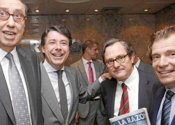 """Garzón reclama al PP tras el arresto de González que """"depure responsabilidades"""" en relación a Aguirre, porque """"ya nadie se cree que no supiera nada de los que le rodeaban y están en la cárcel"""""""