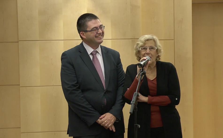 Ahora Madrid se opone a los recortes que pretende imponer el ministro Montoro