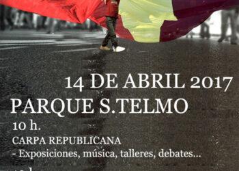 Actos en torno al 14 de Abril. Comité Republicano Gran Canaria