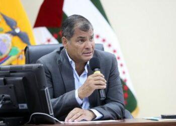 Correa: La derecha pretende generar un clima de ingobernabilidad