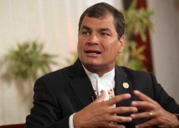 Correa rechaza manipulación mediática de la derecha