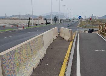 Cambiemos Murcia denuncia la «falta de previsión» del Gobierno municipal en las obras de la Costera Norte