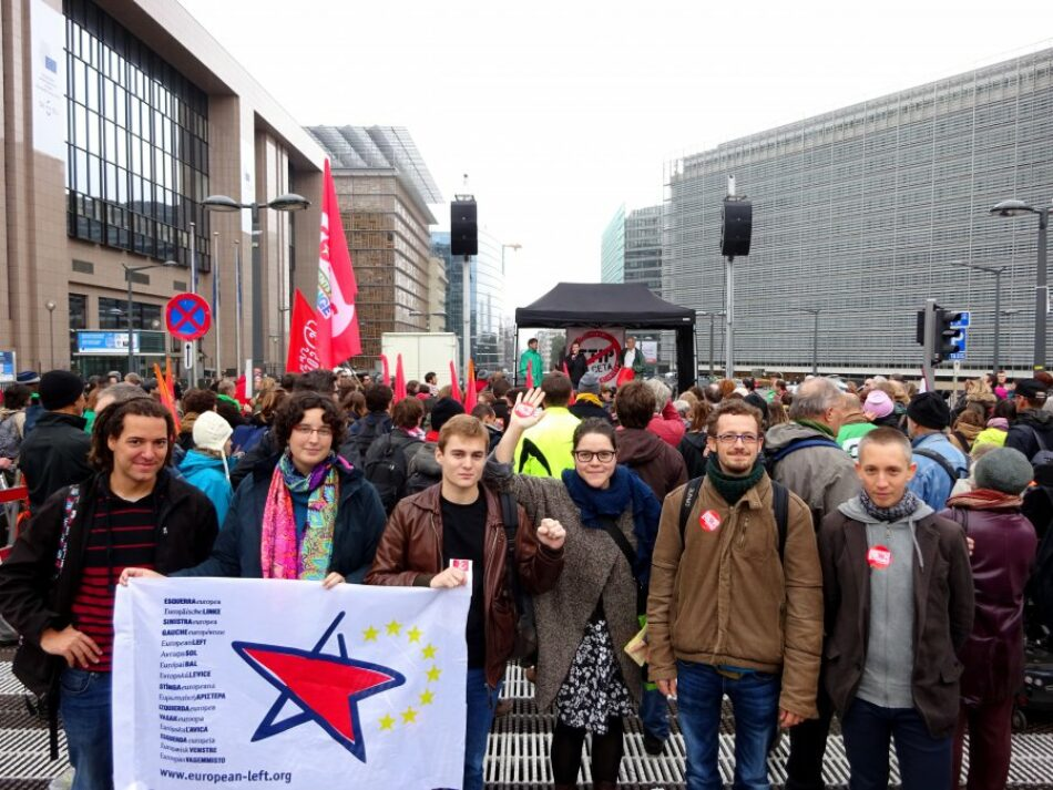 La Izquierda Europea expresa solidaridad con el pueblo y gobierno venezolanos ante ofensiva regional e internacional