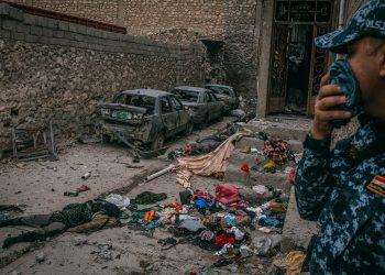 EE.UU. oculta crímenes de terroristas en Iraq, denuncia Rusia