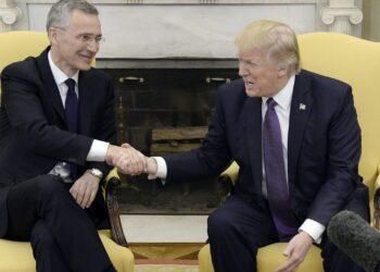 «La OTAN ya no es obsoleta», asegura el presidente Trump