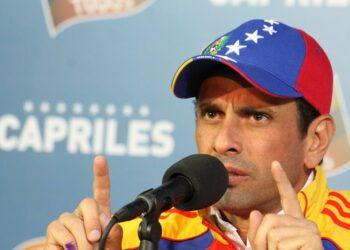Henrique Capriles es inhabilitado por ilícitos administrativos