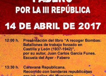 El Bierzo reivindica la III República este 14 de abril