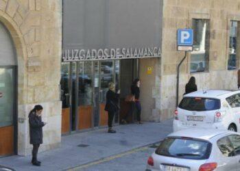 Salamanca Antinuclear llama a movilizarse en los juzgados de la ciudad para proteger el Campo Charro