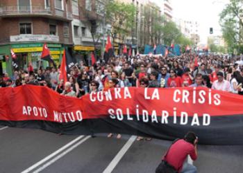 1 de Mayo: CNT llama a movilizarse contra los recortes y las agresiones