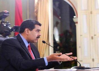 ¡Son el anticristo!, exclama Maduro por acciones violentas de la derecha en Semana Santa