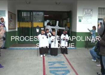 Andalucía Laica denuncia, un año más, ante la Consejería y la Inspección las procesiones escolares en centros públicos