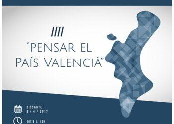 """El dret a decidir dels valencians protagonitza dissabte el seminari """"Pensar el país"""""""