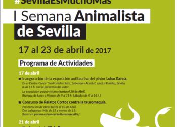 PACMA convoca una gran manifestación antitaurina en Sevilla