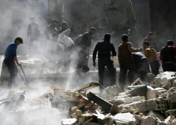 El ataque con armas químicas contra la población civil, una nueva ofensiva mediática imperialista contra el gobierno de Siria