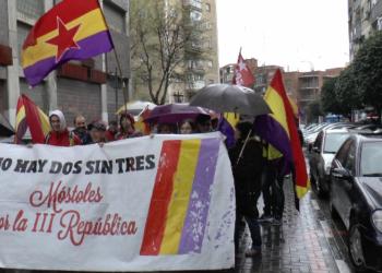 Móstoles: Concentración republicana el 14 de abril frente al ayuntamiento