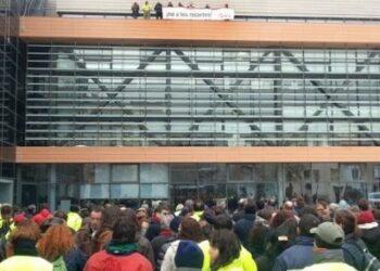 Absueltos los trabajadores de Alcorcón encausados por la huelga de 2012