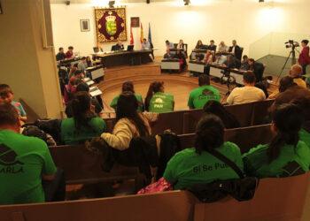 Parla aprueba moción en apoyo a ILP vivienda