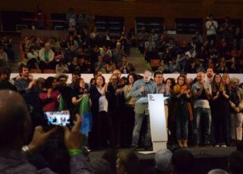 "Xavier Domènech: ""Avui inaugurem un nou cicle polític pel país"""