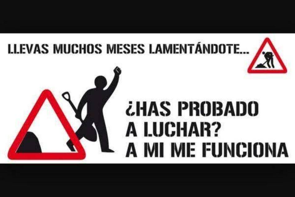 La consejería de empleo de la Junta de Andalucía nuevamente condenada por violar el derecho a huelga