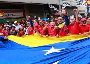 PC de Chile rechaza la interferencia extranjera en Venezuela